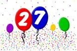 27Th Birthday Party