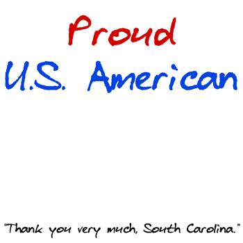 Proud U.S. American