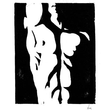 Male Torso Print