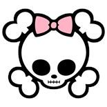 Crossbones Skull Kid's Kid