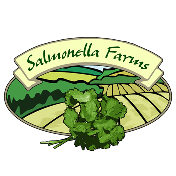 Salmonella Farms - Cilantro