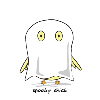 Spooky Chick