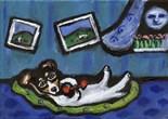 Rat Terrier Art