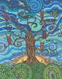 Whimsical Folk Art