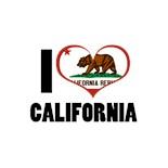 I Heart Californian Girls