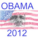 Obama 2012 Star