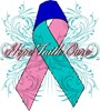 Thyroid Cancer Ribbon