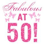 50Th Birthday Women