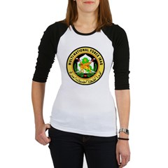 Iraq Force Jr. Raglan