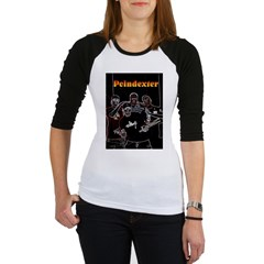 Poindexter Chicks Jr. Raglan