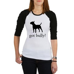 got bully? Jr. Raglan