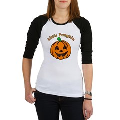 Little Pumpkin Jr. Raglan