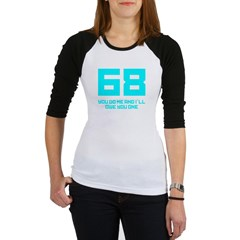 Let's 68! Jr. Raglan