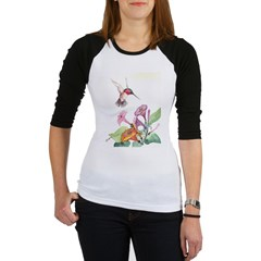 Adorable Hummers Jr. Raglan