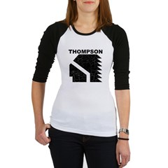 Thompson High Warriors Jr. Raglan