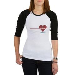 I Heart Grey's Anatomy Jr. Raglan
