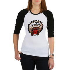 Camp Baby Doll Jr. Raglan