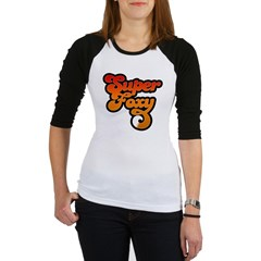 Super Foxy Jr. Raglan