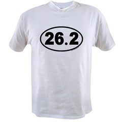 26.2 Marathon Value T-shirt