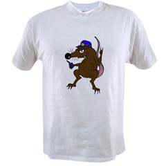 Boiler Rat Value T-shirt