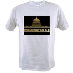 WASHINGTON2tr Value T-shirt