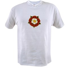 Tudor Rose Value T-shirt