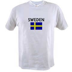 swedenflag.JPG Value T-shirt