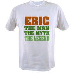 Eric The Legend Value T-shirt