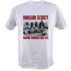 homelandsecurity3 Value T-shirt