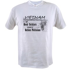 Vietnam (NAM) Good Soldiers G Ash Grey Value T-shirt