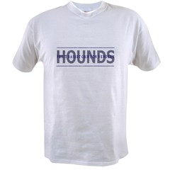 PBGV Hounds Grey Value T-shirt