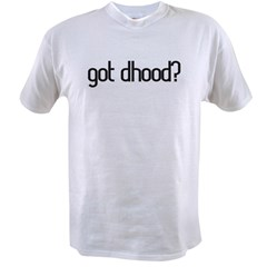 Dhood Value T-shirt