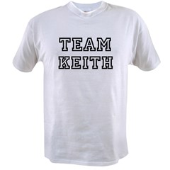 Team Keith Value T-shirt