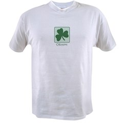 O'Keeffe Family Ash Grey Value T-shirt