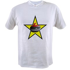 Rock Star Ash Grey Value T-shirt