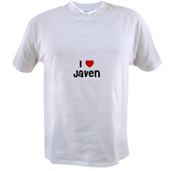 I * Javen Ash Grey Value T-shirt