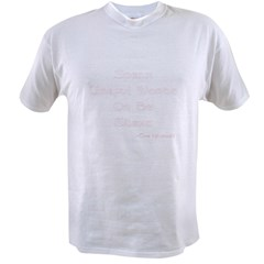 Useful T Value T-shirt