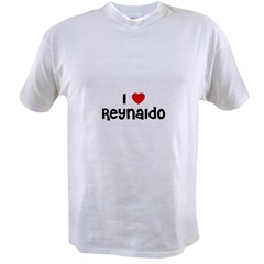 I * Reynaldo Ash Grey Value T-shirt