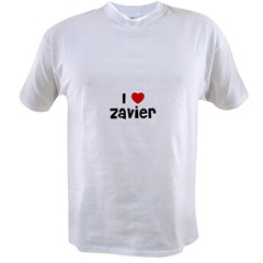 I * Zavier Ash Grey Value T-shirt