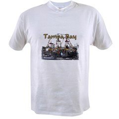 Tampa Palms Black Ash Grey Value T-shirt