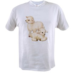 Lamb Pair Value T-shirt