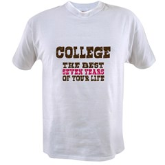College Value T-shirt