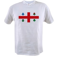 Montreal Flag Value T-shirt
