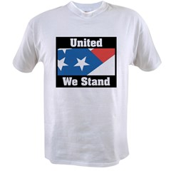 United We Stand Value T-shirt