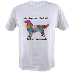 Quilt Dog Value T-shirt