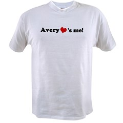 Avery Loves Me Value T-shirt