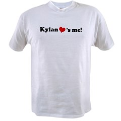 Kylan loves me Value T-shirt