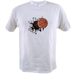 Basketball122 Value T-shirt