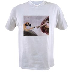 Great Dane Ash Grey Value T-shirt