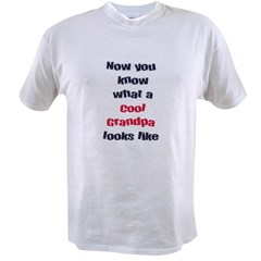Cool Grandpa Value T-shirt